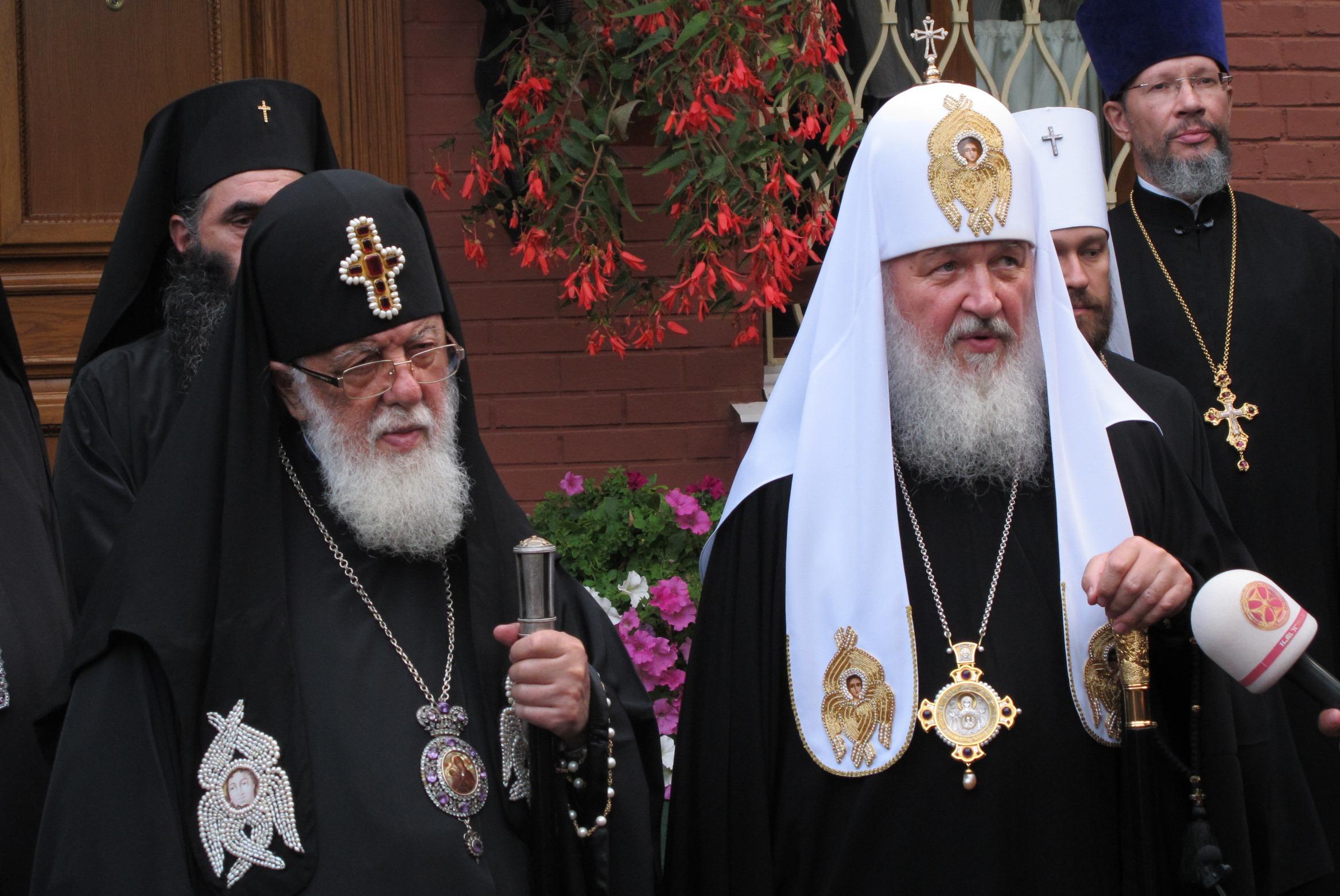 Сященика затримали за спробу отруїти патріарха
