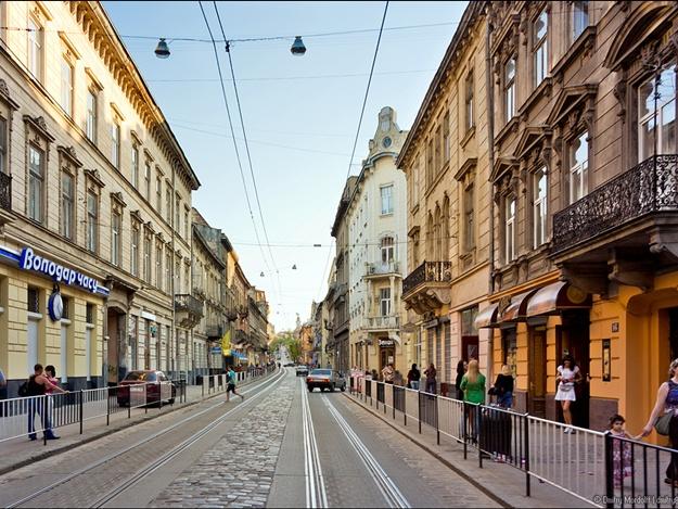 ОБЕРЕЖНО!!! Насильство на вулицях Львова