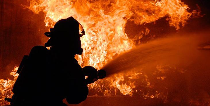 На Сумщині від пожежі загинули двоє військових