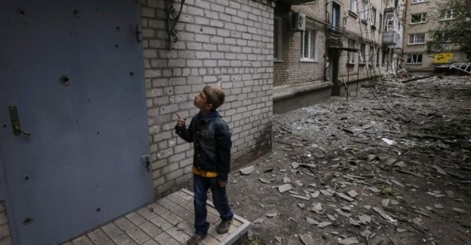 Число нужденних дітей на Донбасі зросло до 1 млн – ЮНІСЕФ