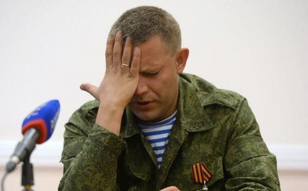 Дострибався заєць: Росія шокувала тим який поставила Захарченку ультиматум