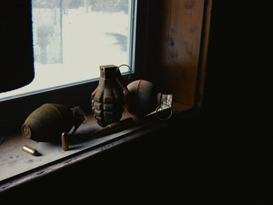 Війна посеред мирного населення: У Бердичеві чоловік в авто знайшов розтяжку з гранатою