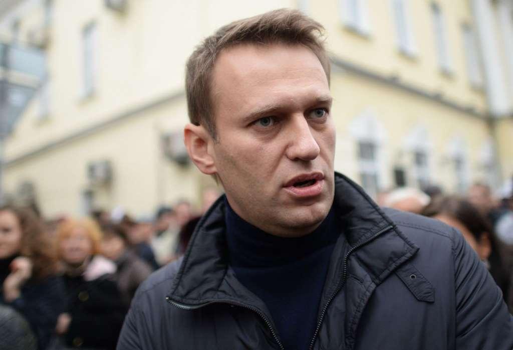 Російського опозиціонера Навального заарештували і будуть судити. Причина приголомшує
