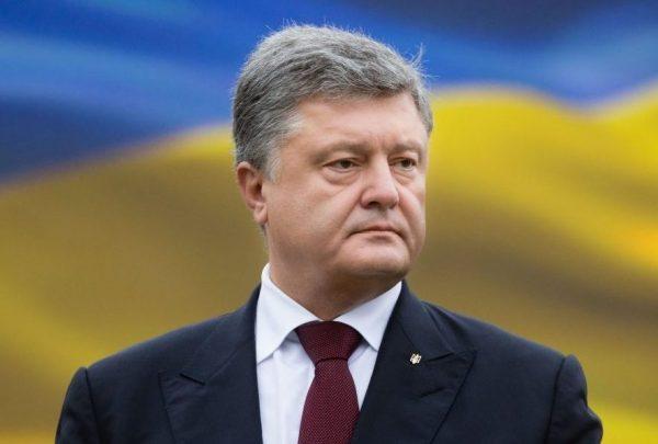 Це сором..: Порошенко вперше прокоментував ситуацію з блокадою Донбасу