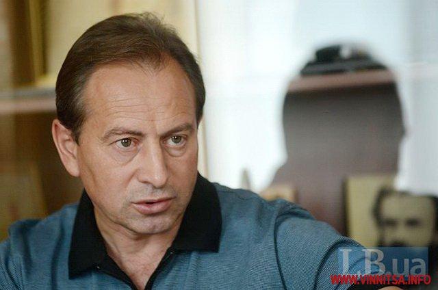 """Проговорився: Томенко """"злив"""" інформацію державного значення, якою володіє тільки Парубій"""