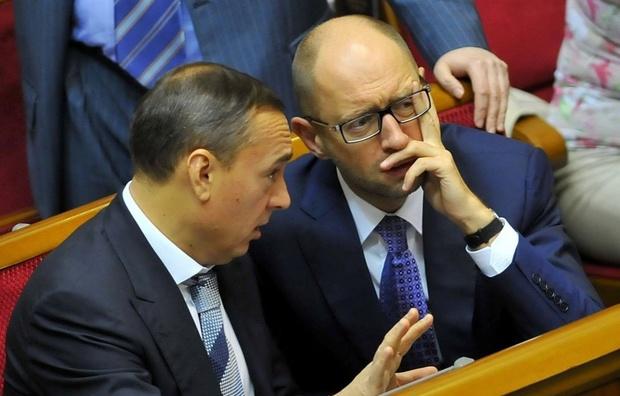"""НАБУ проводить обшук у спонсора """"Народного фронту"""" Мартиненка"""
