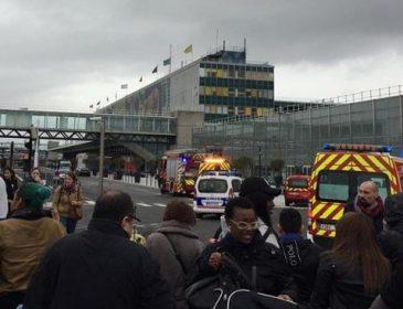 Перестрілка в аеропорту Парижа: вбито людину (ФОТО)
