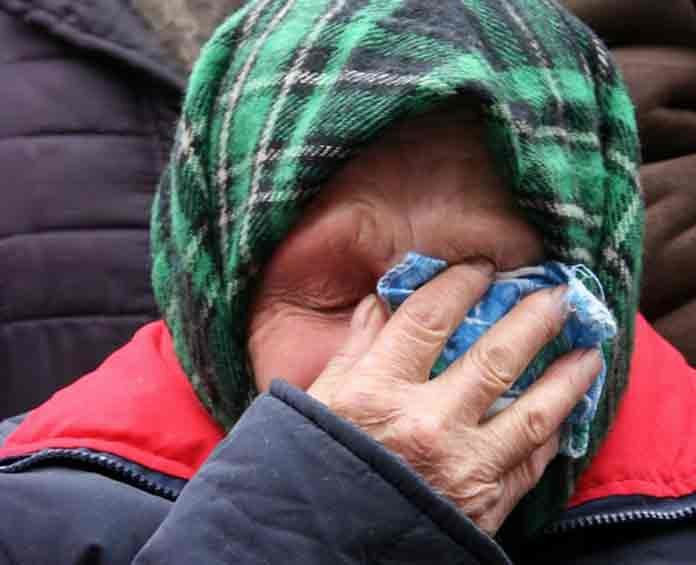 В голові не вкладається: на Львівщині чоловік ледь не до смерті побив пенсіонерку