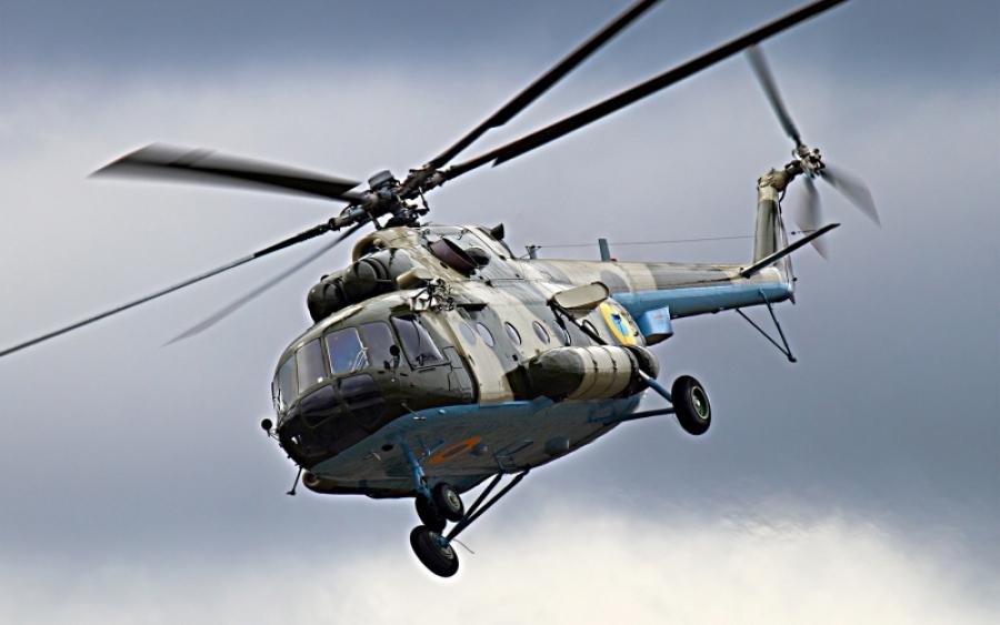 Жахлива катастрофа під Краматорськом: з'явились моторошні кадри трагічної смерті екіпажу військового вертольота (ФОТО)