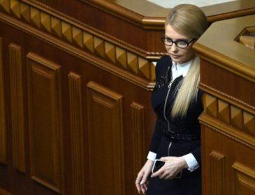 Батьківщина йде у наступ: партія ухвалила рішення про вибори