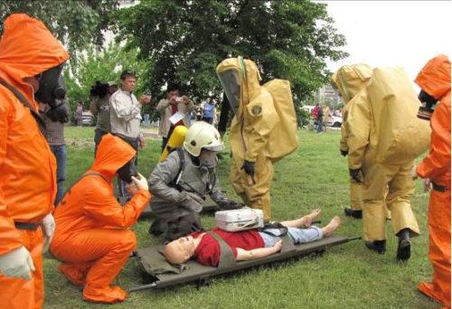 ТЕРМІНОВО! Над Україною нависла загроза хімічною катастрофи