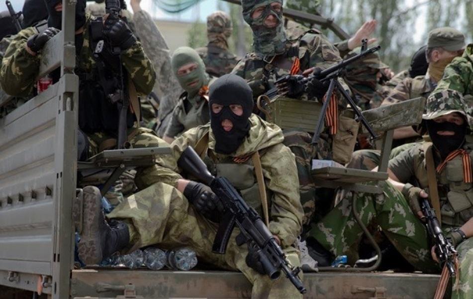 Донецькі бойовики захопили готелі Ахметова
