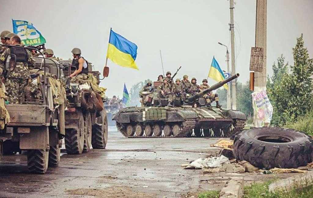Ну нарешті!!! Стало відомо про завершення війни на Донбасі, через місяць вже будемо святкувати?