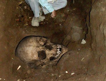 Оце так знахідка: у Кременчуці виявлено рештки кісток людини