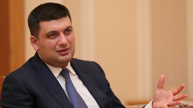 Гройсман екстрено вилетів на Львівщину через вибух шахти