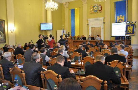 Львівська міська рада прийняла звернення до державної влади щодо блокади