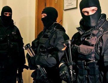 У Запорізькій адміністрації проводять обшуки