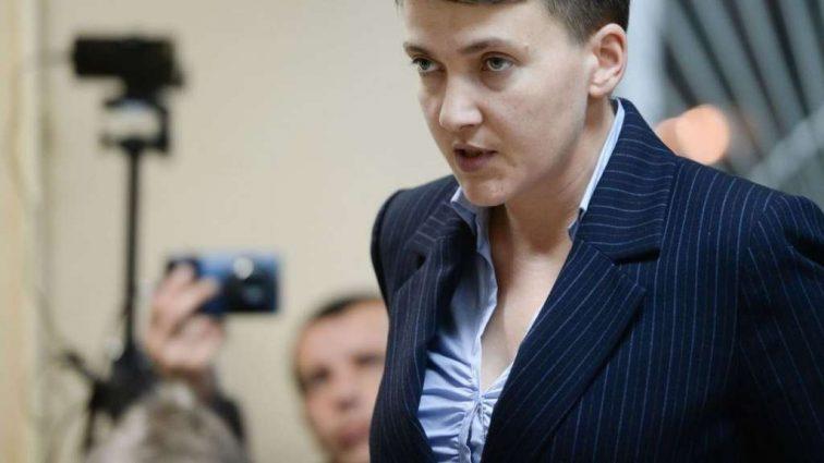 """""""Я не п'яна, я рум'яна"""": нардепка Савченко вразила всіх новим образом. Що вона з собою творить?!"""