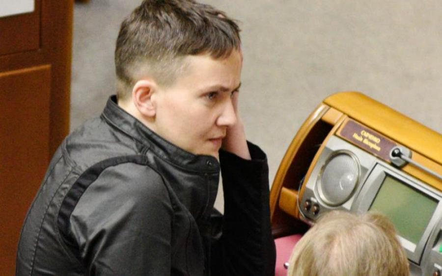 Вражаюча заява СБУ : Ким насправді виявилась Надія Савченко!
