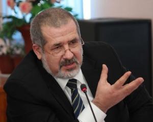 Гучна заява: глава Меджлісу хоче повернути Крим