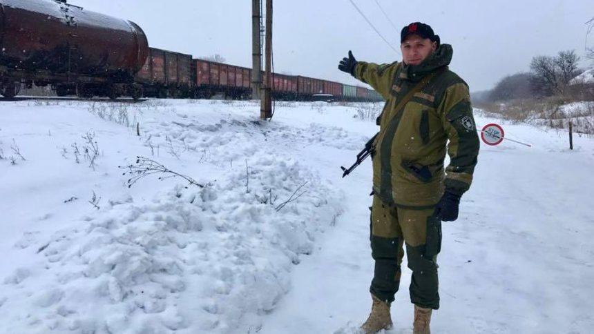 Посивіти можна: Аброськін розповів про сімейний бізнес Парасюка на блокаді