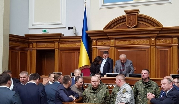 Депутати мають намір звільнити Сироїд з посади віце-спікера