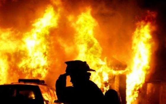 Жахлива пожежа, яка нікого не залишить байдужим!