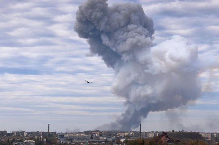 ТЕРМІНОВО!!! Донецьк здригнувся від потужного вибуху. Деталі приголомшуючі!