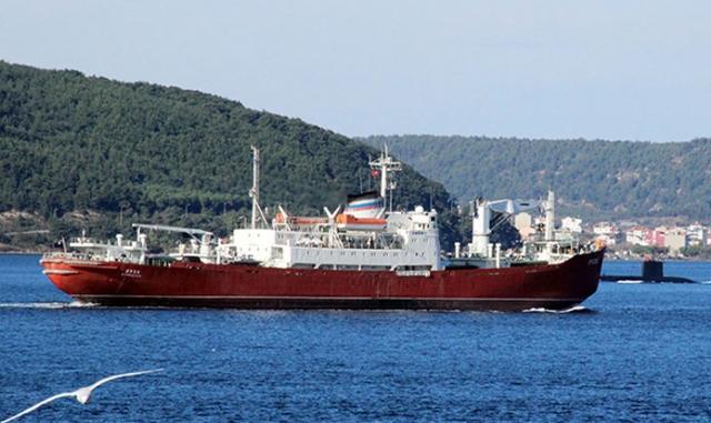 В Україні затонув російський корабель. Що там трапилось?