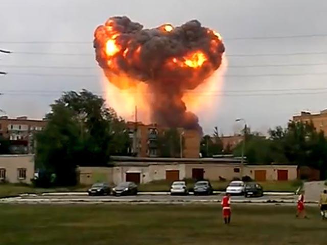 Під Львовом на одному з великих підприємств прогримів потужний вибух. Наслідки катастрофічні!