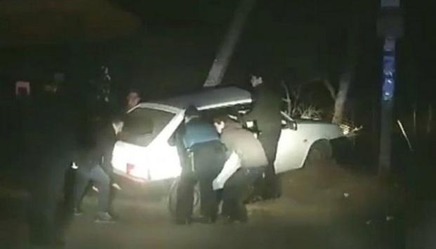 Нетверезий водій вирішив обдурити львівську поліцію (ВІДЕО)