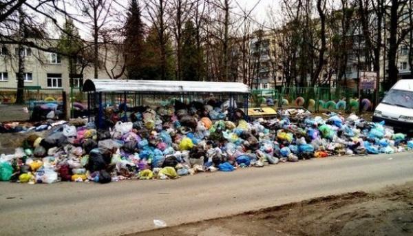 """ВИХІД Є : Ви не повірите, як пропонують вирішити """"сміттєву проблему"""" в Україні! Що з цього вийде?"""