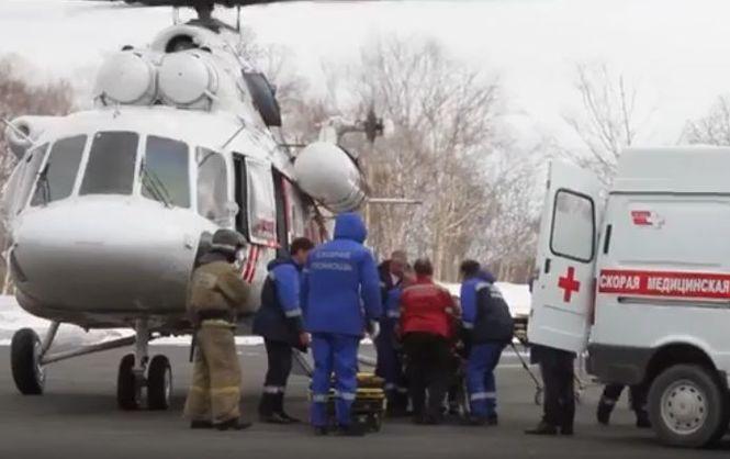 ТЕРМІНОВО! Розбився вертоліт з туристами. Є жертви