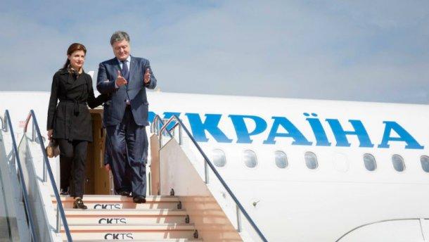 Захмарна сума: Скільки мільйонів витрачає Порошенко на авіаперельоти (ДОКУМЕНТ)
