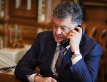 Кому таємно телефонує Порошенко! Скандальна інформація про главу держави!