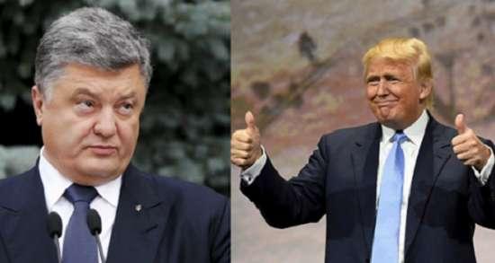 Трамп на посаді 3 місяці, знизив податки. Порошенко керує 3 роки, обклав даниною навіть бідних. Українці багатші за американців?, – нардеп