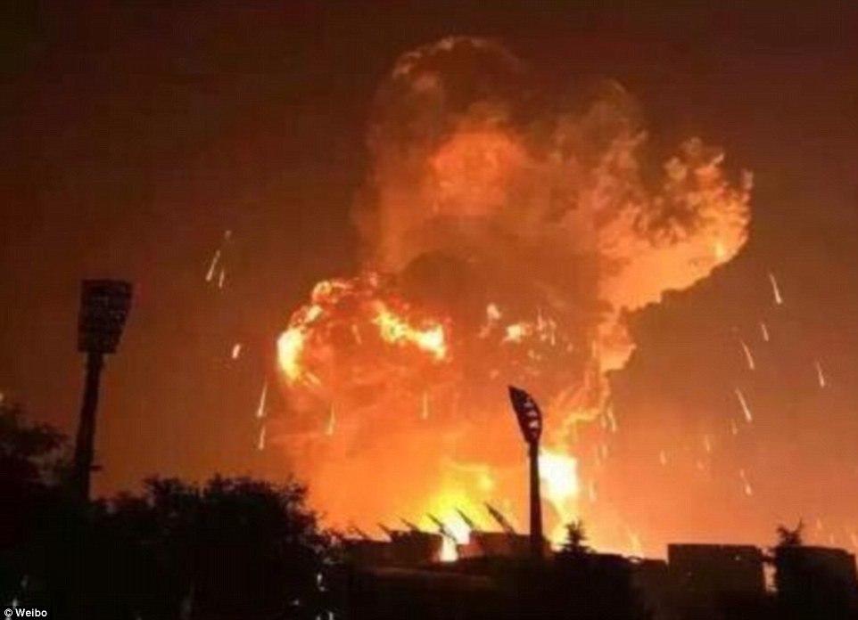 Надпотужний вибух сколихнув місто: є постраждалі