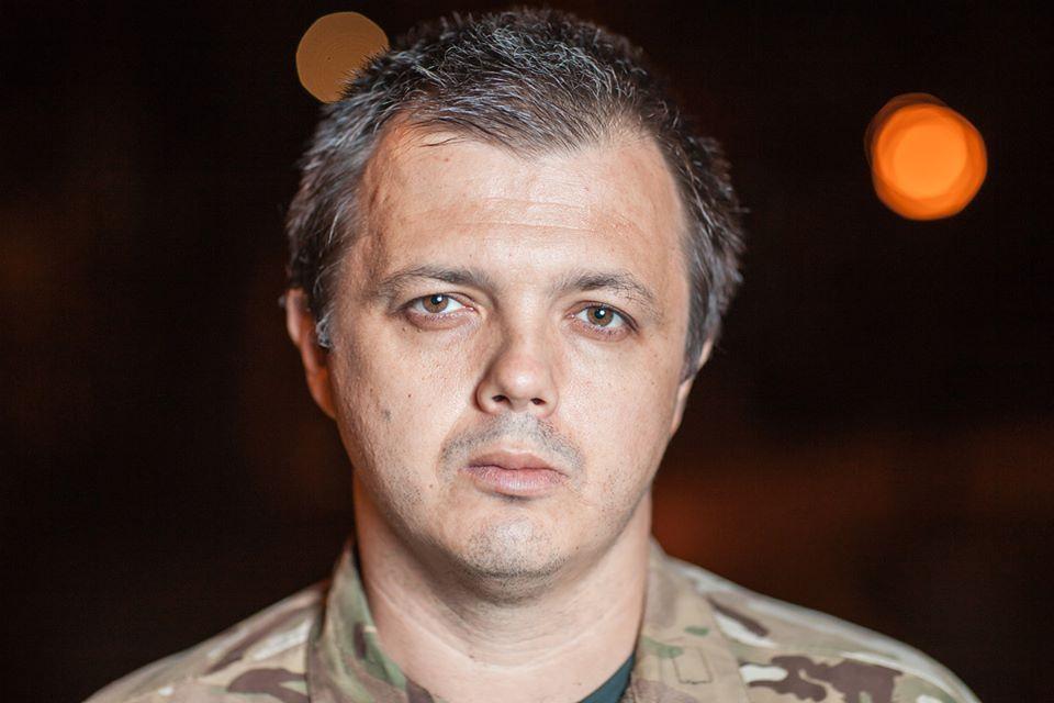 Тільки не впадіть!!! Семенченко розповів про Авакова шокуючу секретну інформацію, від якої шкіра на голові червоніє