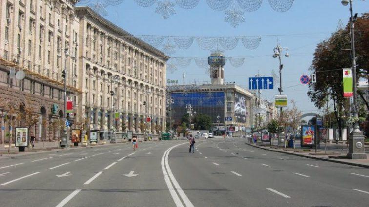 ТЕРМІНОВО!!! Що там коїться? Чому центр Києва повністю заблокований?