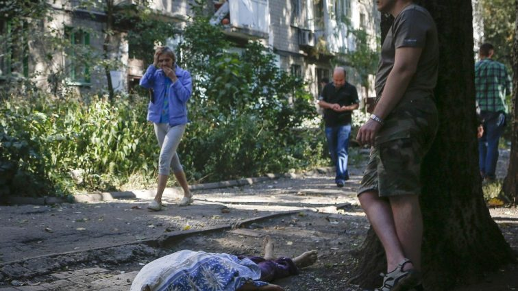БЕРЕЖІТЬСЯ!!! У Львові посеред вулиці підрізали подружжя, деталі цього злочину доводять до сліз (ФОТО 18+)