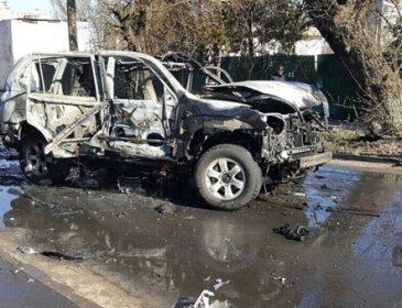 У Кропивницькому чоловік підірвався в авто, деталі приголомшують