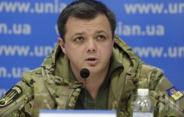 """""""Не рахую за громадян"""": Семенченко зробив скандальну заяву, у всіх просто щелепи відвисли"""