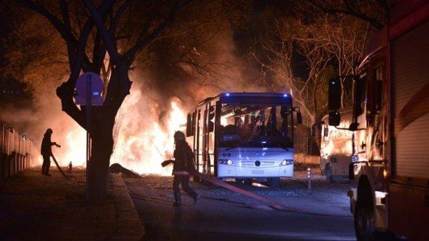 ТЕРМІНОВО!!! В столиці масштабний прогримів теракт, з'явилося приголомшливе відео (18+)