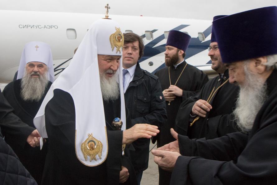 Добре молився: В Мережі показали шикарний літак патріарха Кирила. Такої безцеремонної розкоші ви точно ще не бачили!
