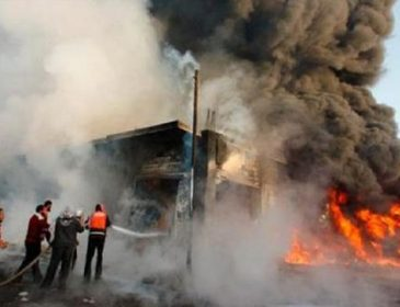 ТЕРМІНОВО!!! Біля посольства США стався масштабний вибух