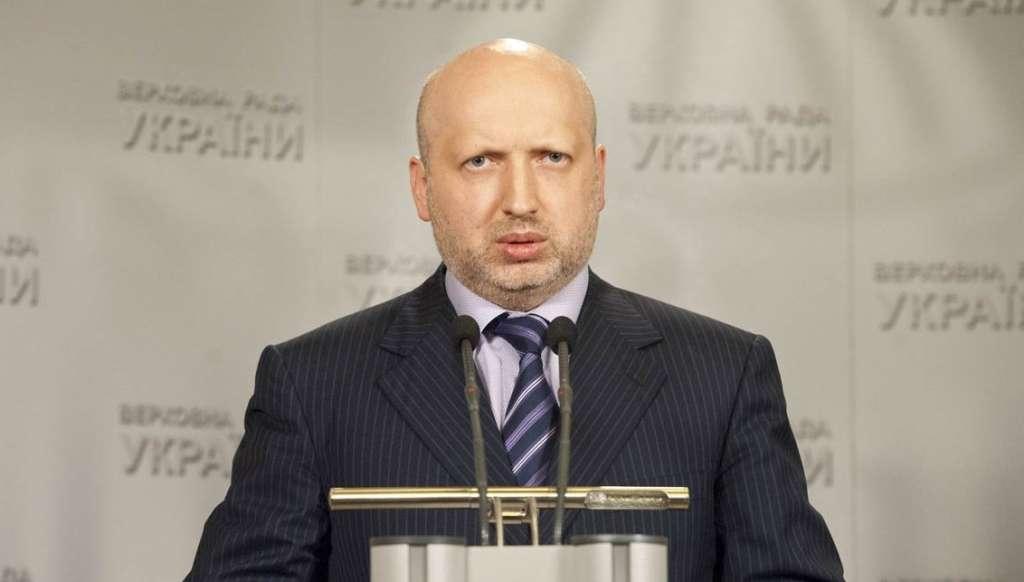 Термінова заява Турчинова ПІДНІМАЄ НА НОГИ ВСЮ КРАЇНУ!!! Те, що він сказав має насторожити всю Європу