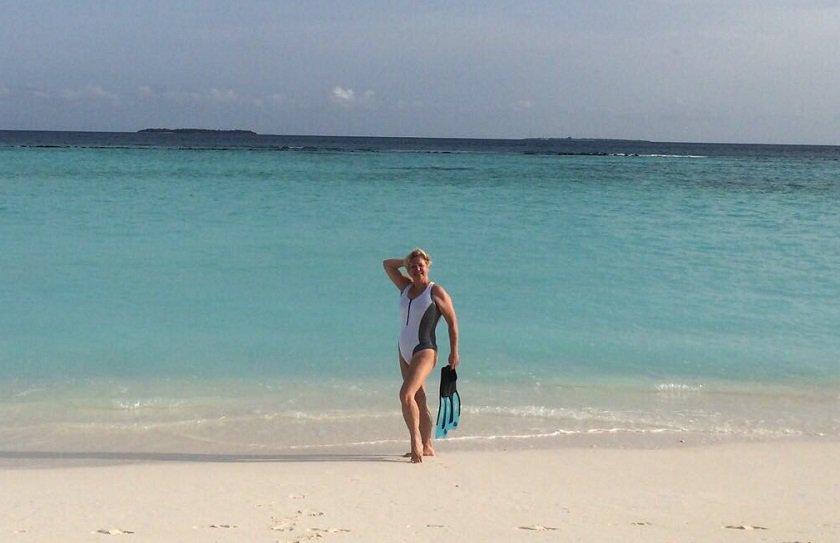 Оприлюднені ексклюзивні фото з відпочинку Гонтарєвої на Мальдівах. ВИ МАЄТЕ ЗНАТИ ДЕ ВАШІ ГРОШІ
