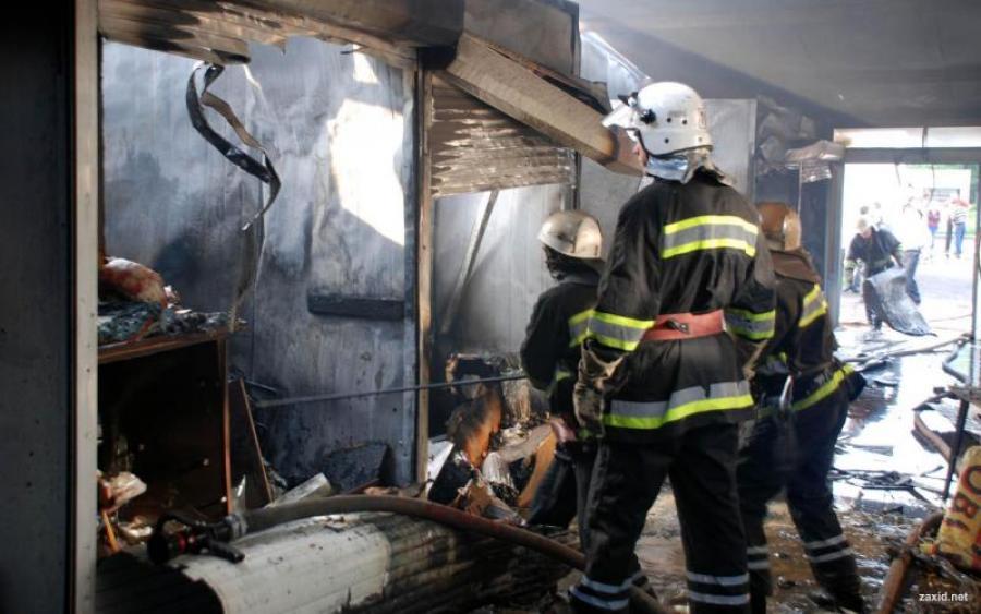 ЩО Ж ТАМ КОЇТЬСЯ?! На Дніпропетровщині знову спалили офіси Оппоблоку (ФОТО)