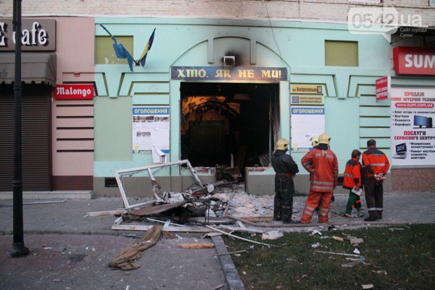 """ТЕРМІНОВО!!! У Львові в офіс """"Свободи"""" кинули вибухівку, подробиці вас здивують"""