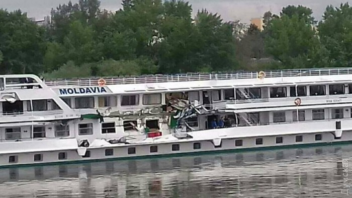 УВАГА!!! ТЕРМІНОВО!!! На Дунаї зіштовхнулись два судна з людьми